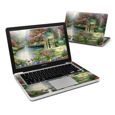 MacBook Pro 13in Skin - Garden Of Prayer