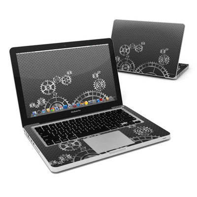 MacBook Pro 13in Skin - Gear Wheel