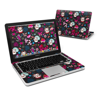 MacBook Pro 13in Skin - Geisha Kitty
