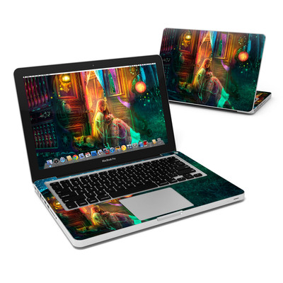 MacBook Pro 13in Skin - Gypsy Firefly
