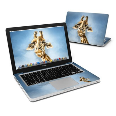 MacBook Pro 13in Skin - Giraffe Totem