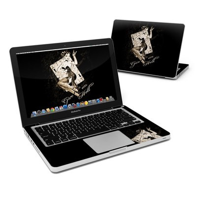MacBook Pro 13in Skin - Give Em Hell