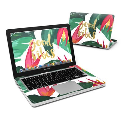 MacBook Pro 13in Skin - Good Vibes