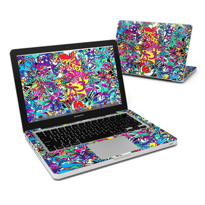 MacBook Pro 13in Skin - Graf