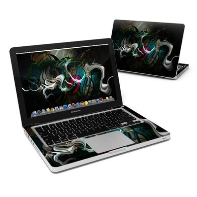 MacBook Pro 13in Skin - Graffstract