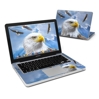 MacBook Pro 13in Skin - Guardian Eagle