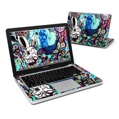 MacBook Pro 13in Skin - The Hare