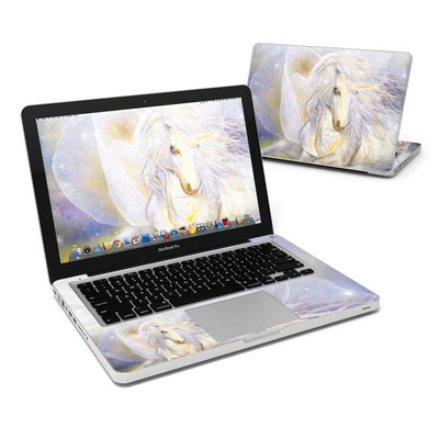 MacBook Pro 13in Skin - Heart Of Unicorn