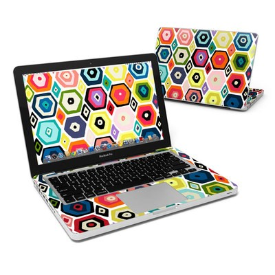 MacBook Pro 13in Skin - Hex Diamond