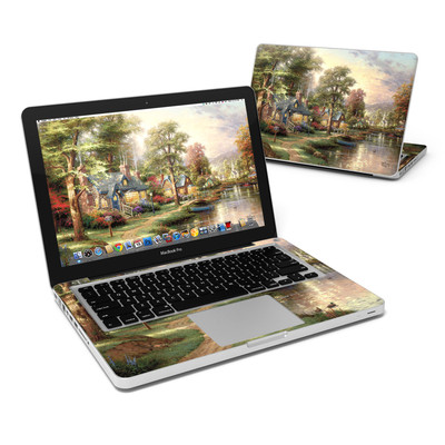 MacBook Pro 13in Skin - Hometown Lake