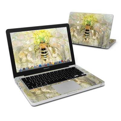 MacBook Pro 13in Skin - Honey Bee