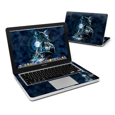 MacBook Pro 13in Skin - Howling