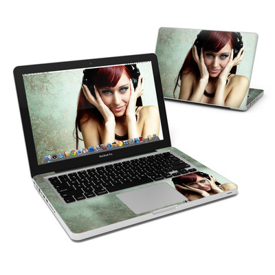 MacBook Pro 13in Skin - Headphones