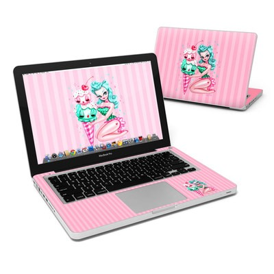 MacBook Pro 13in Skin - Ice Cream