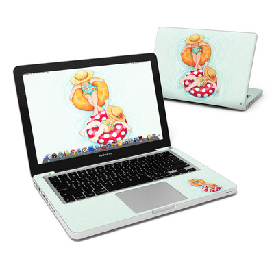 MacBook Pro 13in Skin - Inner Tube Girls