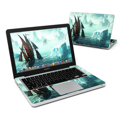 MacBook Pro 13in Skin - Into the Unknown