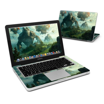 MacBook Pro 13in Skin - Invasion