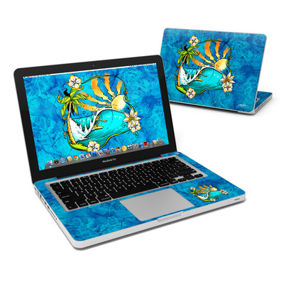 MacBook Pro 13in Skin - Island Playground