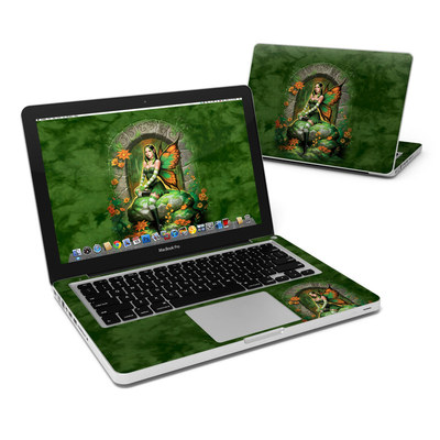 MacBook Pro 13in Skin - Jade Fairy