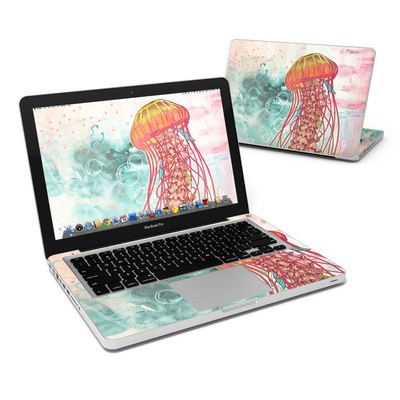 MacBook Pro 13in Skin - Jellyfish