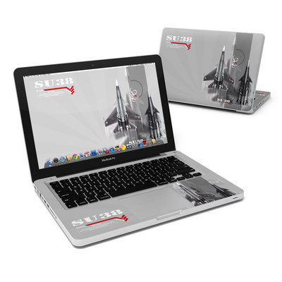 MacBook Pro 13in Skin - Jet Fighter