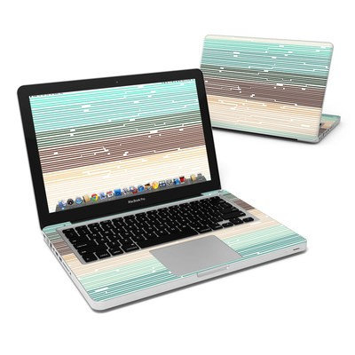 MacBook Pro 13in Skin - Jetty