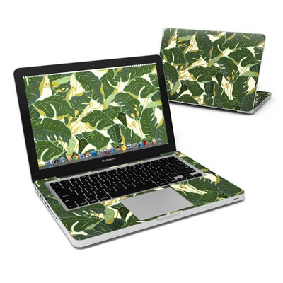 MacBook Pro 13in Skin - Jungle Polka