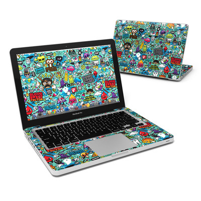 MacBook Pro 13in Skin - Jewel Thief
