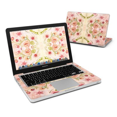 MacBook Pro 13in Skin - Kali Floral