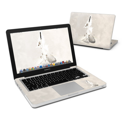MacBook Pro 13in Skin - Katana Gold
