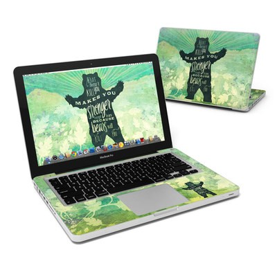 MacBook Pro 13in Skin - What Doesnt Kill You