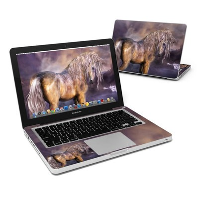MacBook Pro 13in Skin - Lavender Dawn