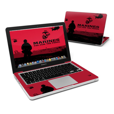 MacBook Pro 13in Skin - Leadership