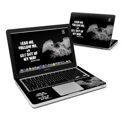 MacBook Pro 13in Skin - Lead Me
