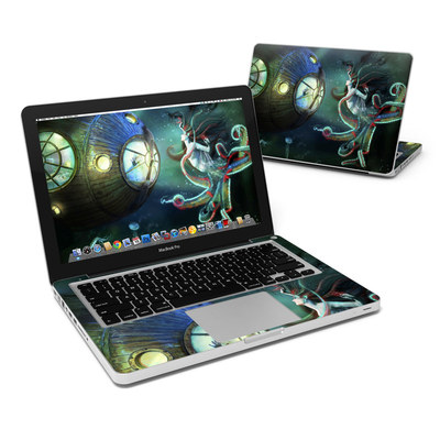 MacBook Pro 13in Skin - 20000 Leagues
