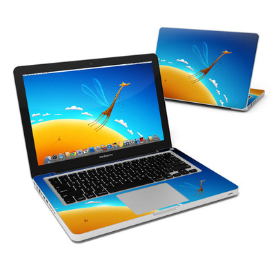 MacBook Pro 13in Skin - Learn to Fly