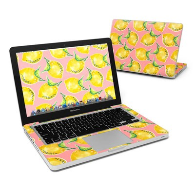 MacBook Pro 13in Skin - Lemon