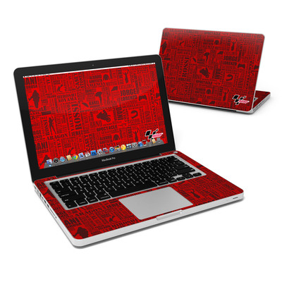MacBook Pro 13in Skin - Life of MotoGP