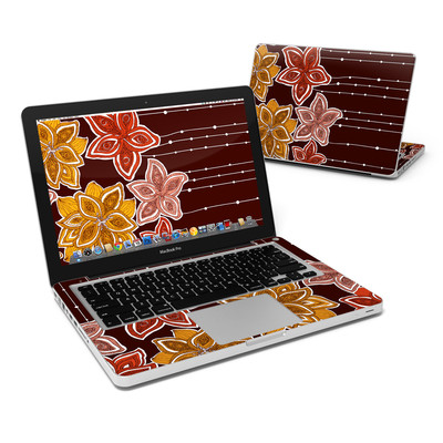 MacBook Pro 13in Skin - Lila