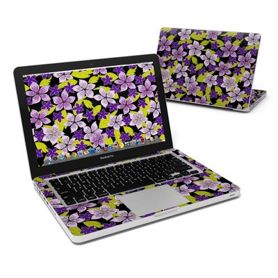 MacBook Pro 13in Skin - Lilac