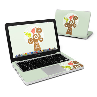 MacBook Pro 13in Skin - Two Little Birds