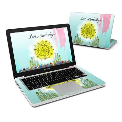 MacBook Pro 13in Skin - Live Creative