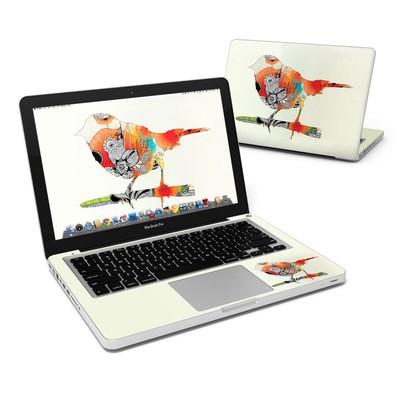 MacBook Pro 13in Skin - Little Bird