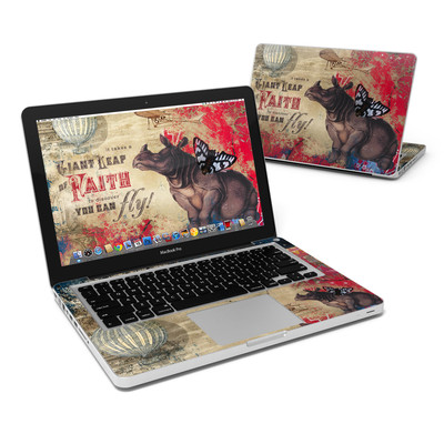 MacBook Pro 13in Skin - Leap Of Faith