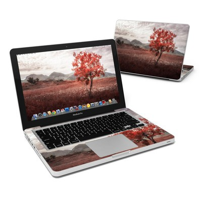MacBook Pro 13in Skin - Lofoten Tree