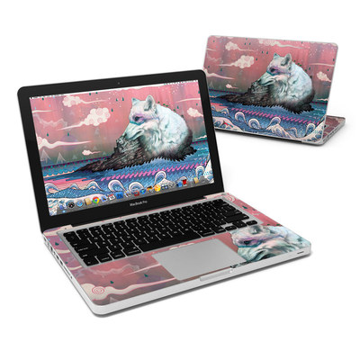MacBook Pro 13in Skin - Lone Wolf