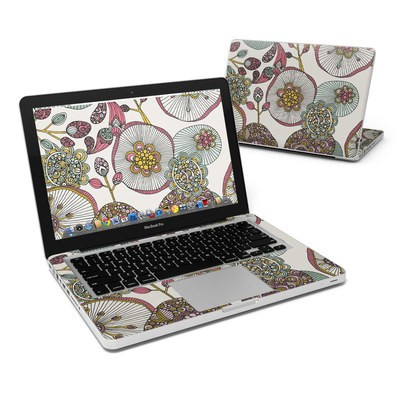 MacBook Pro 13in Skin - Lotus
