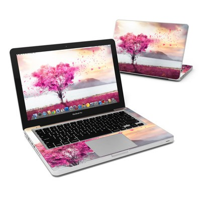 MacBook Pro 13in Skin - Love Tree