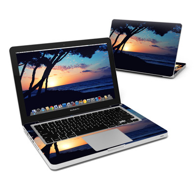 MacBook Pro 13in Skin - Mallorca Sunrise
