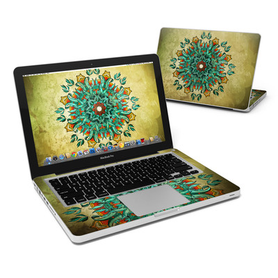 MacBook Pro 13in Skin - Mandela